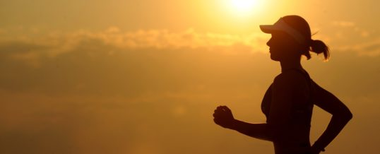 More information from the body: Running, pain, and the power of belief